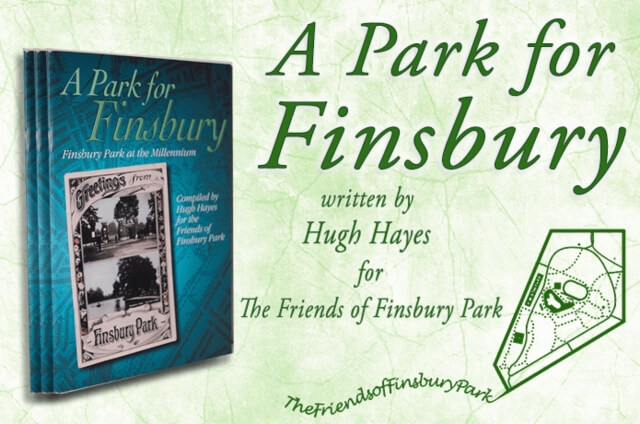 A Park for Finsbury book cover