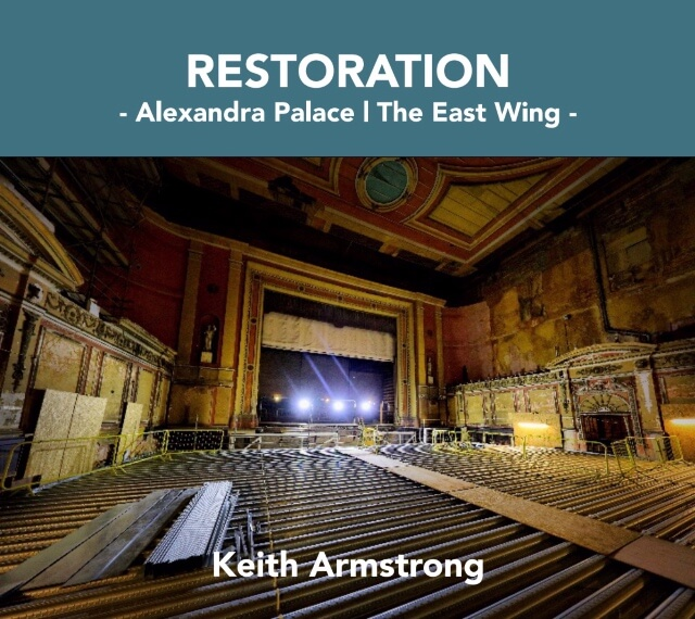 Front cover of Restoration by Keith Armstrong