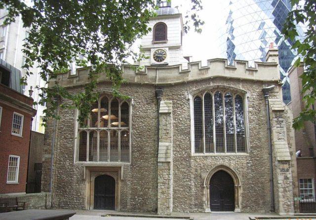 St Helen's Church Bishopsgate